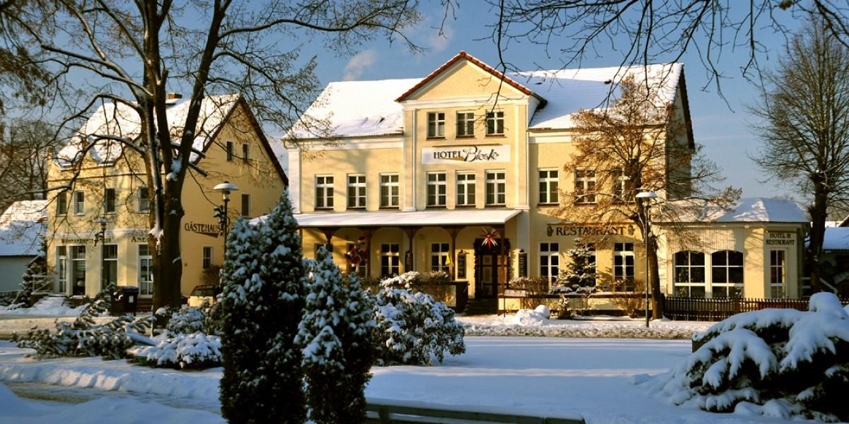 4 Winterhotel