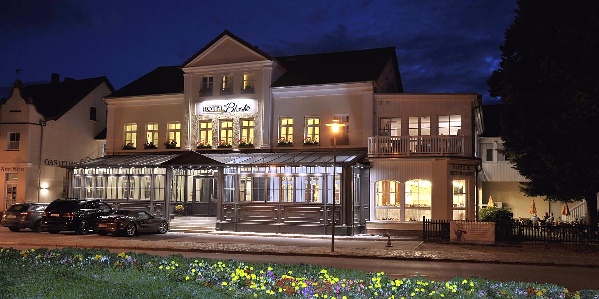 6 Hotel Abend