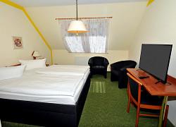 Komfort - Doppelzimmer